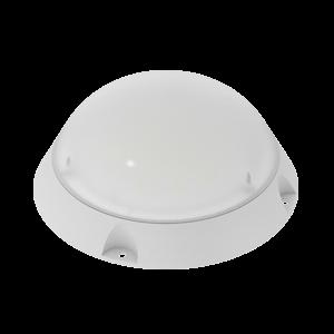 Светодиодный светильник  ВАРТОН  ЖКХ круг IP65 185*70 мм антивандальный 6ВТ 4000К 1/10 - фото 60196