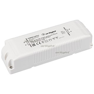 Блок питания ARJ-KE481050 (50W, 1050mA, PFC) (ARL, IP20 Пластик, 5 лет) - фото 60215