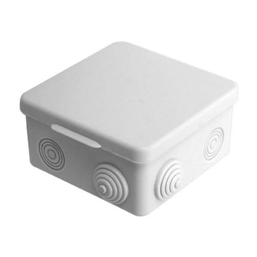 Коробка расп. ОП 100х100х55 IP54 8 вводов (штрихкод) TDM SQ1401-0513 - фото 60332