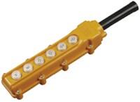 Пульт управления ПКТ-62 на 4 кнопки IP54 IEK - фото 60453