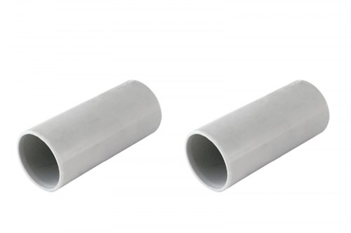 Муфта соед. для трубы 50 мм TDM (кратно 10) - фото 61138