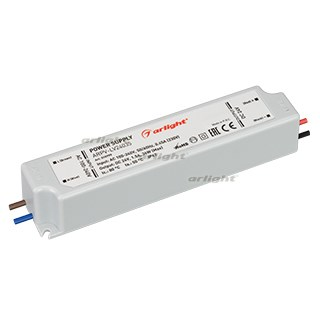 Блок питания ARPV-LV24035 (24V, 1.5A, 36W) (ARL, IP67 Пластик, 2 года) - фото 61156