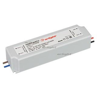 Блок питания ARPV-LV24075 (24V, 3.1A, 75W) (ARL, IP67 Пластик, 2 года) - фото 61158