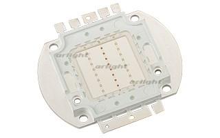 Мощный светодиод ARPL-24W-EPA-5060-RGB (350mA) (ARL, PWD 50x50мм) - фото 61192