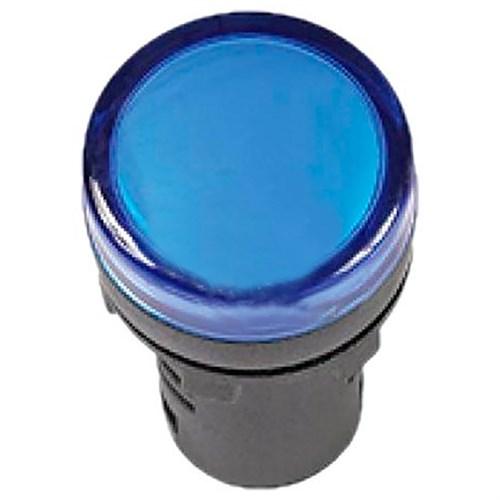 Арм. светосигн. AD-16DS 230В (синий) TDM - фото 61382