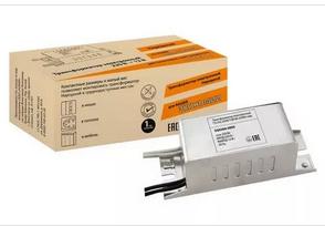 Трансформатор электронный ТЭ-250 220В/12В 80-250Вт нар.  TDM - фото 61496