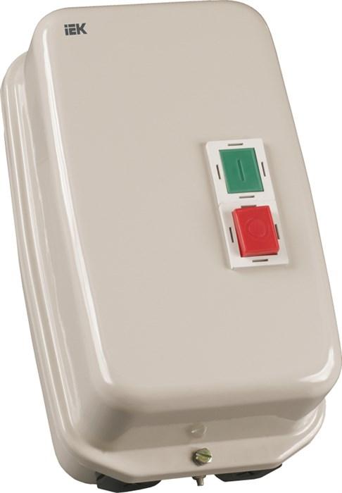 Контактор КМИ49562 95А с индикацией 230В/АС3 IP54 IEK - фото 61964