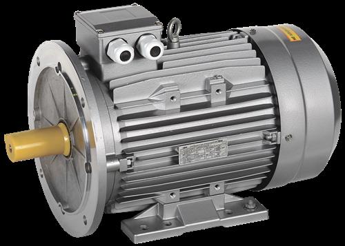 Электродвигатель асинхронный трехфазный АИС 160MB8 660В 5,5кВт 750об/мин 2081 DRIVE IEK - фото 62120