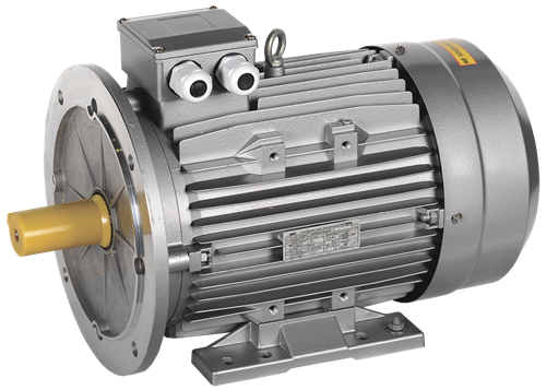 Электродвигатель асинхронный трехфазный АИС 160L8 660В 7,5кВт 750об/мин 2081 DRIVE IEK - фото 62123