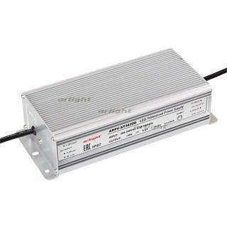 Блок питания ARPV-ST36200 (36V, 5.6A, 200W) (ARL, IP67 Металл, 3 года) - фото 62451