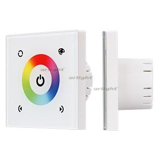 Панель Sens LN-08E White (RGB,12-24V,144-288W) (ARL, IP20 Пластик, 1 год) - фото 62453