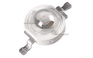 Мощный светодиод ARPL-1W-EPL UV400 Arlight - фото 62470