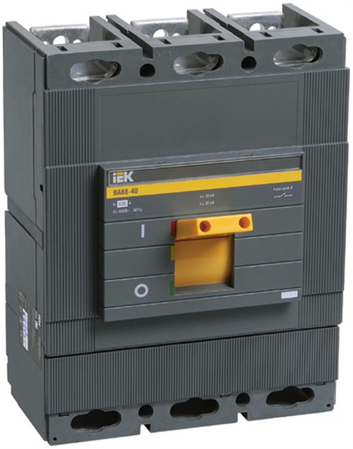 Выключатель автоматический ВА88-40 3Р 500А 35кА ИЭК - фото 62590