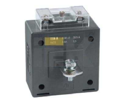 Трансформатор тока ТТИ-А 200/5А 5ВА класс 0,5 IEK - фото 62673