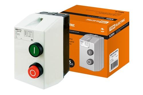Контактор КМН-11860 18A в/оболоч. Ue=220B/AC3 IP54 TDM - фото 63164