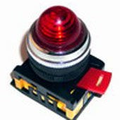Арм. светосигн. AL-22 (красная) неон TDM' - фото 63255