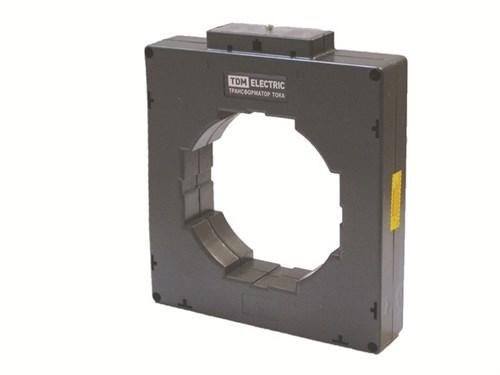 Трансформатор тока  TDM  ТТН-125  2500/5  15ВА  кл. точн. 0,5 - фото 63366