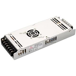 Блок питания HTS-300L-5-Slim (5V, 60A, 300W) (ARL, IP20 Сетка, 3 года) - фото 64144