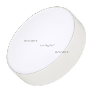 Светильник SP-RONDO-175A-16W White (ARL, IP40 Металл, 3 года) - фото 64158