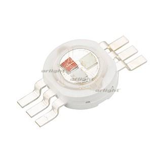 Мощный светодиод ARPL-9W-EPL45-RGB (700mA) (ARL, Emitter) - фото 64168