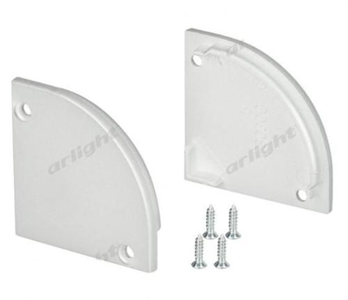 Заглушка SL-KANT-H30 ROUND глухая (ARL, Пластик) - фото 64466