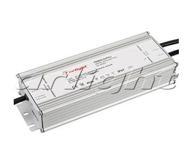 Блок питания ARPV-UH24400-PFC (24V, 16.7A, 400W) (ARL, IP67 Металл, 7 лет) - фото 64469