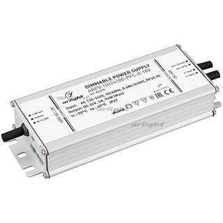 Блок питания ARPV-UH24100-PFC-0-10V (24V, 4.0A, 96W) (ARL, IP67 Металл, 7 лет) - фото 64481