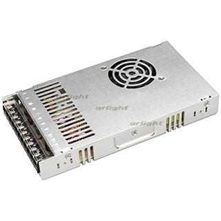 Блок питания HTS-400-12-Slim (12V, 33A, 400W) (ARL, IP20 Сетка, 3 года) - фото 64709