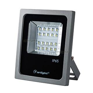 Светодиодный прожектор AR-FLG-FLAT-ARCHITECT-20W-220V White 50x70 deg (ARL, Закрытый) - фото 64713