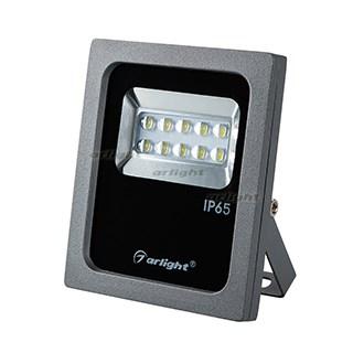 Светодиодный прожектор AR-FLG-FLAT-ARCHITECT-10W-220V White 50x70 deg (ARL, Закрытый) - фото 64717