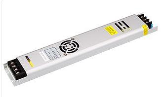 Блок питания HTS-300-12-LS (12V, 25A, 300W) (ARL, IP20 Сетка, 3 года) - фото 65520