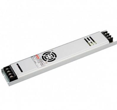 Блок питания HTS-300-24-LS (24V, 12.5A, 300W) (ARL, IP20 Сетка, 3 года) - фото 65522