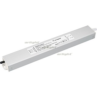Блок питания ARPV-ST24100-SLIM-PFC-B (24V, 4.2A, 100W) (ARL, IP67 Металл, 3 года) - фото 65840