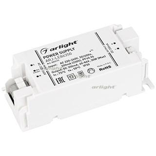 Блок питания ARJ-LE86350 (30W, 350mA, PFC) (ARL, IP20 Пластик, 3 года) - фото 65847