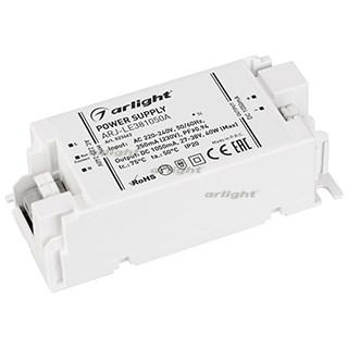 Блок питания ARJ-LE381050A (40W, 1050mA, PFC) (ARL, IP20 Пластик, 3 года) - фото 65853
