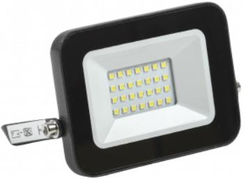 Прожектор светодиодный СДО 06-20 IP65 6500K черный IEK - фото 65910