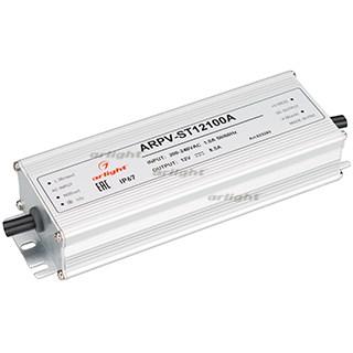 Блок питания ARPV-ST12100-A (12V, 8.5A, 100W) (ARL, IP67 Металл, 3 года) - фото 66323