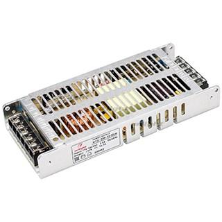 Блок питания HTS-200-12-Slim (12V, 16.7A, 200W) (ARL, IP20 Сетка, 3 года) - фото 66392
