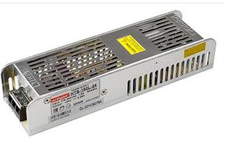 Блок питания HTS-150L-24 (24V, 6.25A, 150W) (ARL, IP20 Сетка, 3 года) - фото 66395