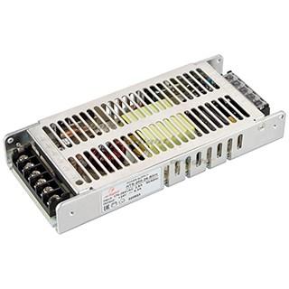 Блок питания HTS-200-24-Slim (24V, 8.3A, 200W) (ARL, IP20 Сетка, 3 года) - фото 66396