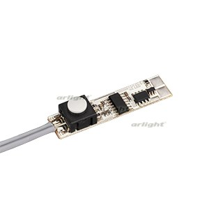Микровыключатель 12V для PDS с проводом 1.5м (Arlight, Открытый) - фото 98580
