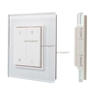 Панель Knob SR-2833RGB-RF-UP White (3V,RGBW,1зона) (ARL, IP20 Пластик, 3 года) - фото 98669