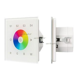 Панель Sens SR-2300TR-DT8-G1-IN White (DALI, RGBW) (ARL, -) - фото 98692