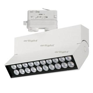 Светильник LGD-LOFT-TRACK-4TR-S170-10W Day4000 (WH, 24 deg) (ARL, IP20 Металл, 3 года) - фото 98729
