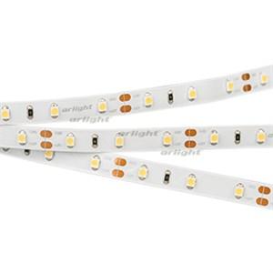 Лента RT 2-5000 12V Warm2700 (3528, 300 LED, CRI98) (arlight, 4.8 Вт/м, IP20)