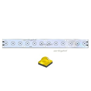 Плата 320x32-12XP CREE (12x LED, 724-157) (Turlens, -)