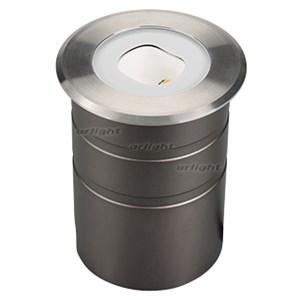 Светильник LTD-GROUND-TILT-R80-9W Warm3000 (SL, 60 deg, 230V) Arlight