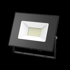 Прожектор Gauss Elementary 70W 7200lm 6500К 175-265V IP65 черный LED 1/10