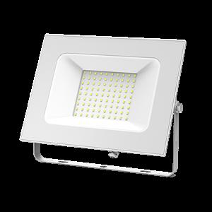 Прожектор светодиодный LED 100W 7000lm IP65 6500К белый 1/12 Gauss