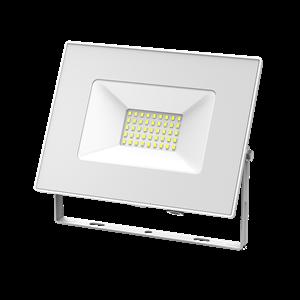 Прожектор светодиодный LED 70W 4900lm IP65 6500К белый 1/20 Gauss